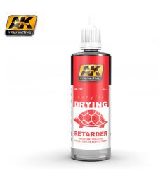 AK737 DRYING RETARDER - Забавител за акрилни бои (60 ml)
