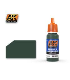 AK749 BASIC PROTECTOR - Акрилна боя от синя серия (17 ml)