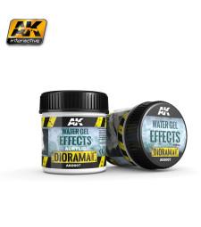 AK8007 Воден ефект: Движеща се вода (WATER GEL EFFECTS) - (100 ml, акрил) - Текстуриращ продукт