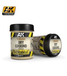 AK8015 Текстура за терен: Суха почва (TERRAINS DRY GROUND) - (250 ml, акрил) - Текстуриращ продукт
