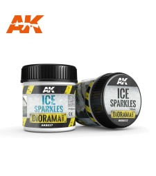 AK-8037 Ice Sparkles - (100 ml) - Texture Products
