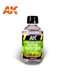 AK8042 LEAVES AND PLANTS NEUTRAL PROTECTION - (250 ml) - Текстуриращ продукт