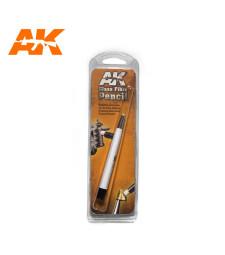 AK8058 Молив от стъклени влакна за моделизъм (Glass Fibre Pencil) (4 mm) - Modelling tool