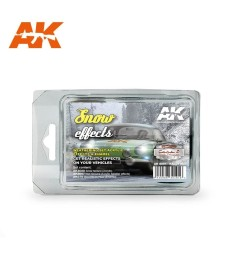 "AK8091 SNOW EFFECTS RALLY SET - Серия ""Автомобили и превозни средства"" (3 x 17 ml)"