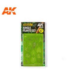 AK8138 Комплект растения от джунглата (1:32 и 1:35)