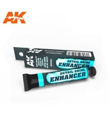 AK9050 DETAIL SHINE ENHANCER (20ml) - Моделиращ восък за блясък и детайл