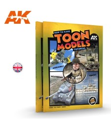 """AK911 """"Как да правим toon-модели"""" - ръководство (на английски език)"""