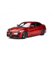 Alfa Romeo Giulia Rosso Competizione