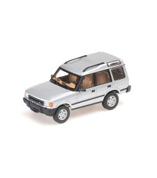 LAND ROVER DISCOVERY - SILVER
