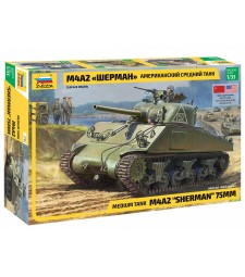 1:35 Американски среден танк M4 A2 SHERMAN