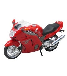 1:12 HONDA CBR1100XX SUPER BLACKBIRD RED - DIECAST MOTORCYCLE