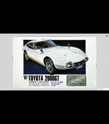 1:24 1967 Toyota 2000GT