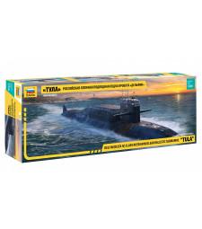 1:350 Подводница TULA КЛАС DELFIN/DELTA IV