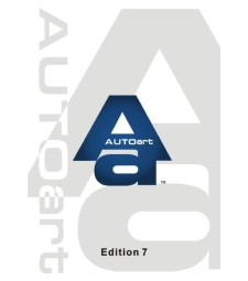 Каталог AUTOart - Издание 7 (AUTOart CATALOGUE EDITION 7)