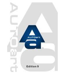 Каталог AUTOart - Издание 9 (AUTOart CATALOGUE EDITION 9)