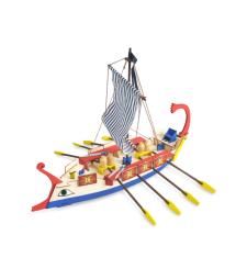 Аве Цезар - Римски кораб - Детска колекция