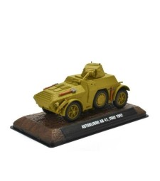 Autoblindo AB 41, Italy 1942 (WWII Collection by EAGLEMOSS)