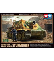 1:48 Германска тежка самоходна минохвъргачка Sturmtiger
