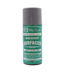 B-611 Aqueous Surfacer 1000 Spray (170 ml) Gray