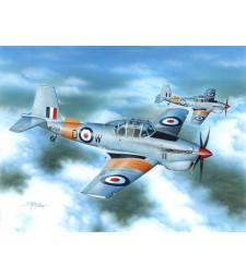 1:72 Самолет Boulton Paul Balliol T.2