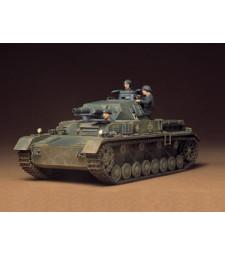 1:35 Германски танк Panzerkampfwagen IV Ausf D CA196 (German Pzkpw IV AusfD Kit - CA196)