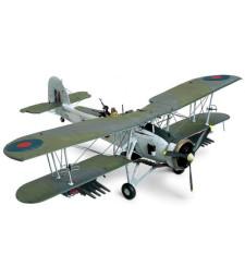 1:48 Британски самолет Fairey Swordfish Mk.II - 3 фигури
