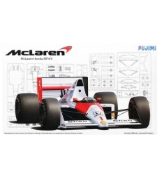 1:20 Grand Prix Series Mclaren MP4/5 1989 (GP1)