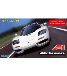 1:24 Real Sports Car Series RS-SP7 McLaren F1 DX