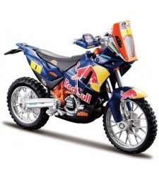 2013 KTM 450 Rally #1 Cyril Desires Dakar Rally, blue