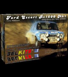 1:24 Състезателен автомобил Ford Escort RS1600 Mk1Timo Mäkinen, 1973 Daily Mirror RAC Rally winner