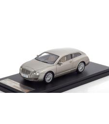 Bentley Continental Flying Star, 2010- Metallic-Grey
