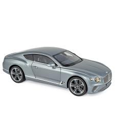 Bentley Continental GT 2018 - Hallmark metallic