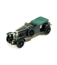 Bentley Speed Six - 1st 1930 Le Mans 24 Hours - #4