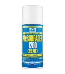 B-515 Спрей-грунд Mr. Surfacer 1200 Spray (170 ml)