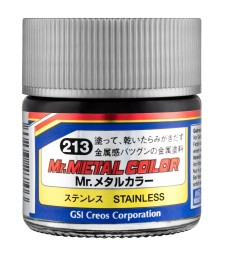 MC-213 Mr. Metal Color - Stainless  (10ml)