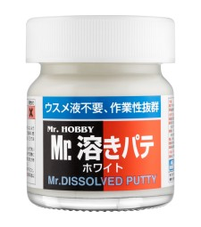 P-119 Течен кит Mr. Dissolved Putty (40 ml)