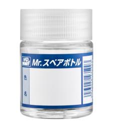 SB-220 Празно стъклено бурканче Mr. Spare Bottle (18 ml)