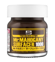 SF-290 Течен грунд Mr. Mahogany Surfacer 1000