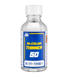 T-101 Разредител  Mr. Color Thinner 50 (50 ml)