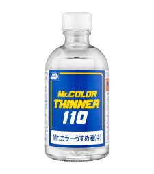 T-102 Разредител Mr. Color Thinner 110 (110 ml)