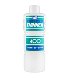 T-111 Разредител Mr. Aqueous Hobby Color  Thinner 400 (400 ml)