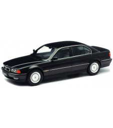 BMW 740i E38 1.series 1994 black-metallic Limited Edition 1000 pcs.