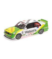 BMW M3 - BMW M-TEAM SCHNITZER – EMANUELLE PIRRO - WINNER MACAU GUIA RACE 1991