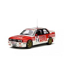 BMW M3 E30 Rally Tour de Corse 1989