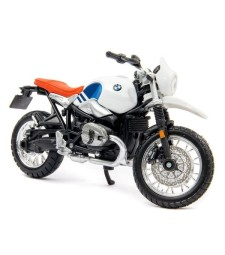 BMW R Nini T Urban GS, white/blue/red