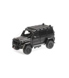 BRABUS 550 ADVENTURE MERCEDES-BENZ G500 4x4 - MATT BLACK