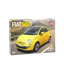 1:24 Автомобил FIAT 500 (2007)