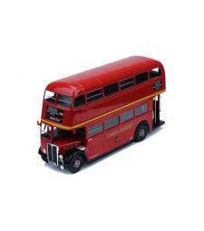 AEC REGENT III RT 1939 RED LONDON TRANSPORT