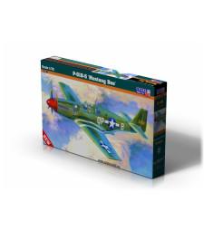 """1:72 Американски изтребител P-51 B-5 """"Bee"""""""