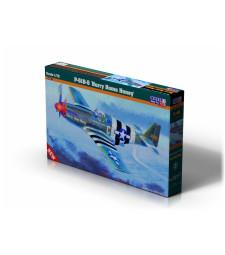 """1:72 Американски изтребител P-51 B-5 """"Hurry Home Honey"""""""